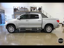 100 Tundra Trucks For Sale 2011 Toyota Platinum Supercharged