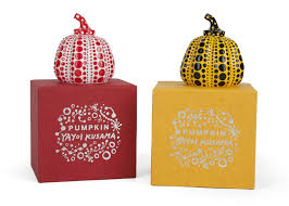Yayoi Kusama Pumpkin Sculpture by Sculptures By Yayoi Kusama Guy Hepner