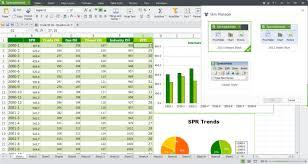 Microsoft fice Excel alternative spreadsheet software Kingsoft
