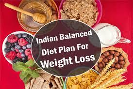 Healthy Office Snacks For Weight Loss by A Sample Indian Balanced Diet Plan For Weight Loss Health Beckon