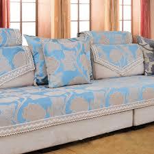 house canapé chenille flocked jacquard sofa chair slipcover fabric corner sofa
