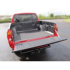 Armadillo Bed Liner by Bedliner Over Rail Mitsubishi L200 Mk5 06 15 Standard Bed Pick