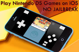 Play Nintendo DS Games on iOS 10 No Jailbreak NDS4iOS