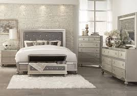 aurora chagne 5 pc queen bedroom badcock home furniture