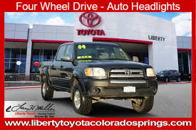 100 Trucks For Sale In Colorado Springs Used Car Specials In CO Used Toyota Dealer