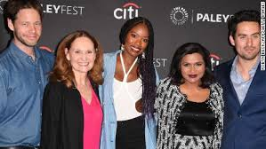 the mindy project cast says goodbye cnn video