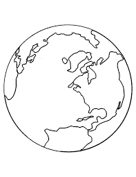 Earth Coloring Pages Free To Print