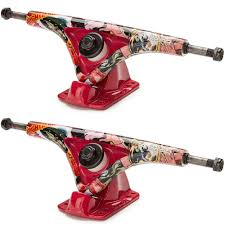 Bear Grizzly 181mm GEN 5 852's Comic Longboard Trucks - 9