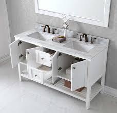 48 Inch Double Sink Vanity Top by Bathroom Vanity Sink Combo Modern Bathroom Sink Vanity 60 Inch