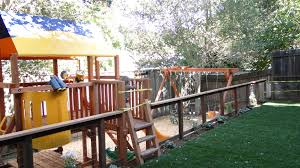 Playgrounds Rule | 34 Best Diy Backyard Ideas And Designs For Kids In 2017 Lawn Garden Category Creative To Welcome Summer Fireplace Plans Large And On A Budget Fence Lanscaping Design Wall Rock Images Area Cheap Designers Small Playground Amys Office How Build A Seesaw Howtos Kidfriendly Yard Makes Parents Want Play Too Kid Friendly For Interior Gorgeous 40 Cute Yards Tasure Patio Fniture Capvating Wooden Playsets Appealing