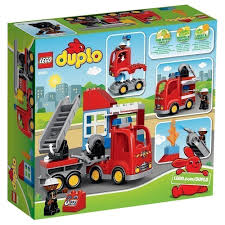 LEGO DUPLO 10592 - Fire Truck | Online Toys Australia 124pcs Big Size Building Blocks Duplo City Fire Station Truck Lego Duplo Town 10592 Buildable Toy For 3yearolds New Fire Complete 1350 Pclick Uk 4977 Amazoncouk Toys Games At John Lewis Partners Vatro 7800134 Links Lego In Radcliffe Manchester Gumtree Macclesfield Cheshire My First 6138 Unboxing Review For Kids With Flashing Cwjoost