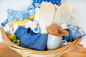 Baby Boy Shower Fancy Unique Gift Basket Ideas And