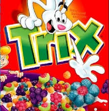 The Trix Conspiracy RETROCRUSH