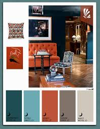 Teal Living Room Decor by Orange And Teal Living Room Peenmedia Com