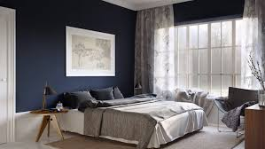 Blue Bedroom Wall by Bedroom Navy Bedding Gray Walls Blue And White Bedroom 50