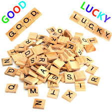 Individual Scrabble Letters For Sale On Ebay Ireland Uk To Buy