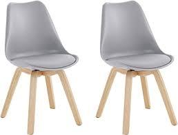 loft24 a s 2er set stuhl schalenstuhl stühle esszimmerstuhl
