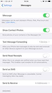 Fix iMessage problems and find out why iPhone text messages won t