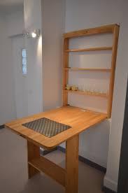 table cuisine rabattable fabriquer meuble de cuisine 9 table rabattable cuisine
