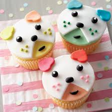 Images Beary Cute Fondant Cupcakes