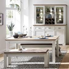 buffetschrank esszimmerschrank jülich 36 im landhaus stil mit pinie hell artisan eiche nb b h t 166x204x48cm