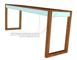 Ikea Besta Burs Desk by Ana White Ikea Besta Burs Inspired Desk With Drawers Diy