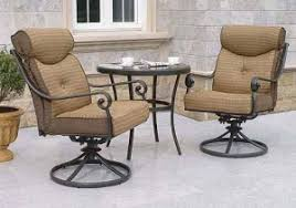 Walmart Patio Furniture Cushion Replacement by Better Homes And Gardens Mika Ridge Cushions Walmart Replacement