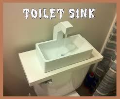 Slow Draining Bathroom Sink Uk by Hack A Toilet For Free Water 8 Steps With Pictures