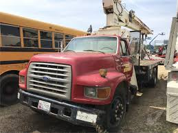 100 Brandywine Truck Sales 1995 NATIONAL 456A MOUNTED ON 1995 FORD F800 For Sale In