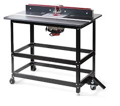 woodpeckers prp 4 router table finewoodworking