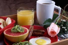 Top 10 Breakfast in Bed Menus