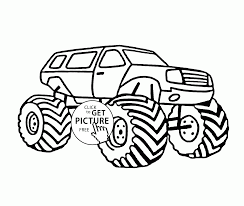 Cool Transportation Monster Truck Coloring Page For Kids, Coloring ... Happy El Toro Loco Monster Truck Coloring Page 13566 Scooby Doo Coloring Page For Kids Transportation Bulldozer Cool Blaze Free Printable Pages Funny 14 Pictures Monster Truck Print Color Craft Grave Digger For Kids Jpg Ssl 1 Trucks P Grinder