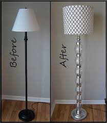 Gorgeous DIY Floor Lamp 25 Best Ideas About Makeover On Pinterest