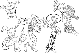 Download Coloring Pages Toy Story Sheet Cinderella