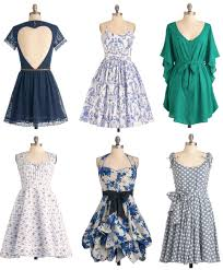 Explore Pretty Summer Dresses Lovely And More