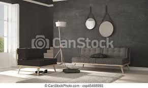 teppich wohnzimmer minimalist graue design