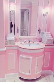 Retro Pink Bathroom Decor by 80 Best Bathroom Images On Pinterest Home Bathroom Ideas