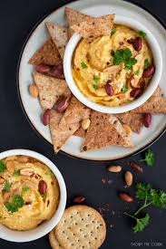 Pumpkin Hummus Recipe Without Tahini by Pumpkin Hummus With Peanuts Shoot The Cook Food Photography