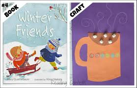 Preschool Winter Arts And Crafts Projects Books Preschoolers Beginning Readers On For