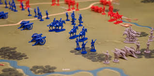 Napoleons War Game Board