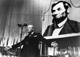 Winston Churchills Iron Curtain Speech by Winston Churchill And His Reputation As One Of Britain U0027s Greatest