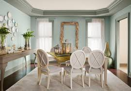 5 Ways To Decorate With Blues Grays Grey Dining Room