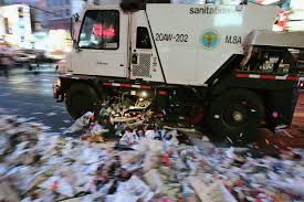 100 Sanitation Truck Two NYC Former Officials Back Proposed Citywide Zoning