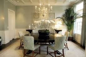 18 Dining Rooms With Round Tables Fantastic Room Table Decor Design