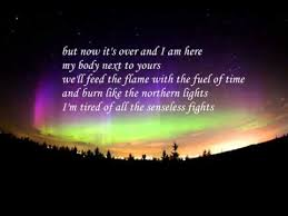 Sixpence None The Richer Northern Lights with Lyrics