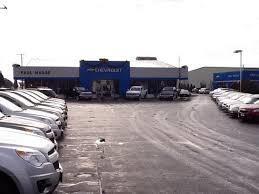 PAUL MASSE CHEVROLET INC car dealership in EAST PROVIDENCE RI