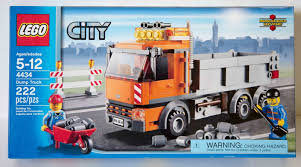 LEGO City 4434 Dump Truck | EBay Technnicks Most Teresting Flickr Photos Picssr City Ming Brickset Lego Set Guide And Database F 1be Part Of The Action With Lego174 Police As They Le Technic Series 2in1 Truck Car Building Blocks 4202 Decotoys Lego Excavator Transport Sonic Pinterest City Itructions Preview I Brick Reviewgiveaway With Smyths Ad Diy Daddy Speed Build Review Youtube