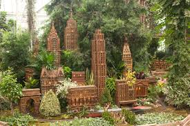 The Botanical Garden s Holiday Train Show Will Put Some Jingle in