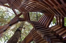 100 Tree House Studio Wood Tree House Knit Fort Matt Gagnon Studio Openhouse