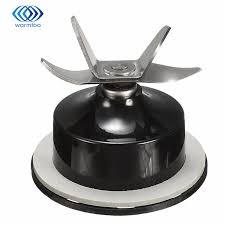 New Stainless Steel Plaatic Black Blade Blender Parts Ice Crushing Sealing Ring For Hamilton